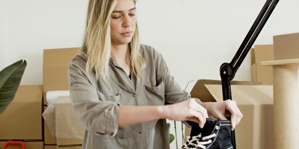 Jak zapakować buty